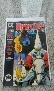 DC Detective Comics Annual #2, 3 and 4