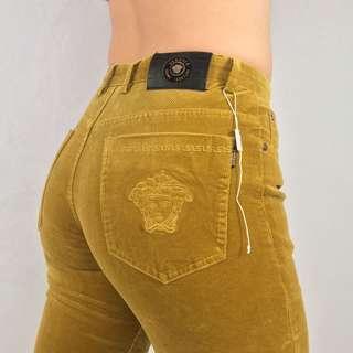 Versace Corduroy Pants