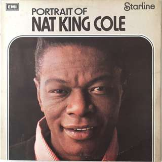 Nat King Cole Portrait Of album on vinyl