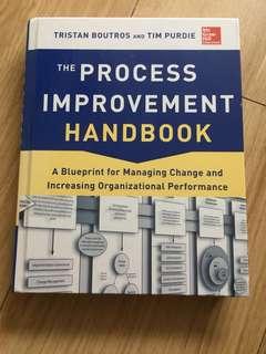 The Process Improvement Handbook
