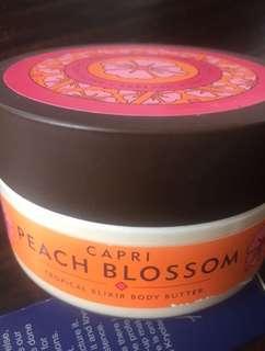Victoria Secret Peach Blossom Body Butter