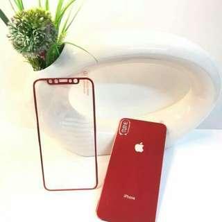 3d Alloy Titanium Tempered Glass