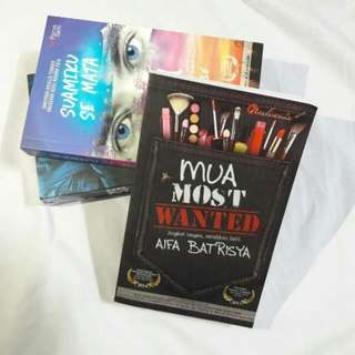 MUA Most Wanted #20under