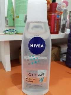 NIVEA Make up Clear Micellar Water