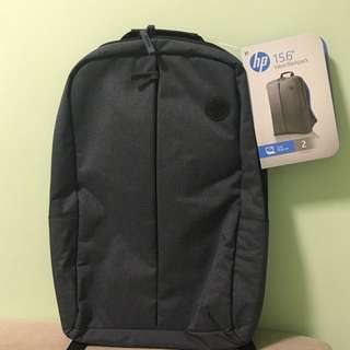 Hp電腦背包 value backpack for 15.6 laptop
