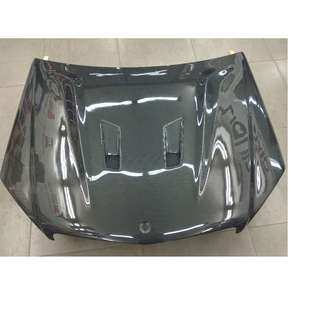 Mercedes Benz Carbon Fiber Bonnet
