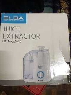 Elba juice extractor