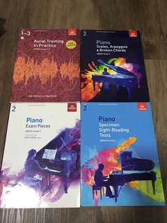 Piano Music Books - ABRSM