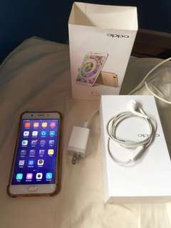 [Negotiable]OPPO F1S Complete with box