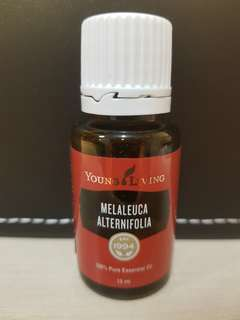 Young Living Essential Oil Tea Tree