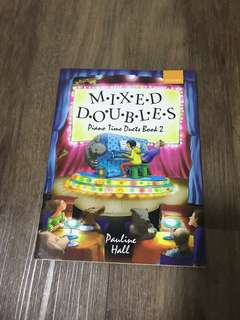 Piano Music Book - Mixed Doubles Duets Book 2