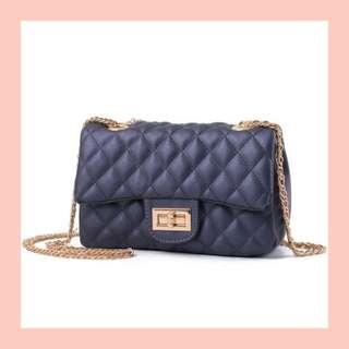 Cheena Black Sling Bag
