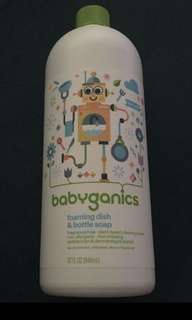 Babyganics Foaming Dish and Bottle Soap Refill