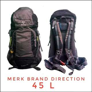 Tas carrier merk direction