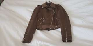 ZARA jacket. Only worn once.