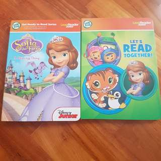 LeapReader Junior Sofia the First