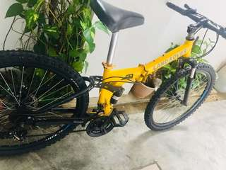 Land Rover Bike for sale