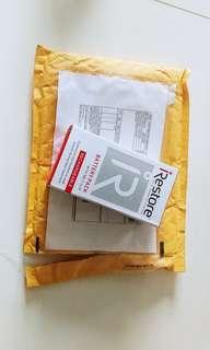 Irestore hair laser battery pack