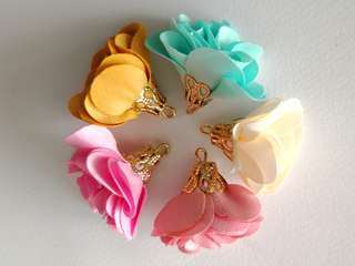 Floral 2 Charms