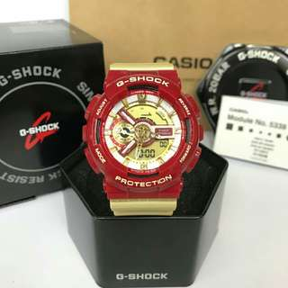 GShock Single Watch - Complete Set Preorder Only