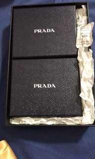 Prada Saffiano Bifold Wallet (100% authentic)