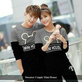 Couple minihouse