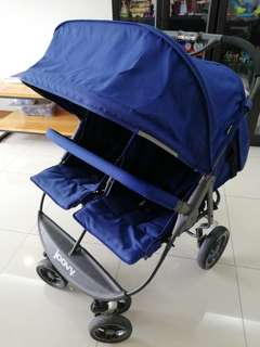 Joovy Twin Stroller