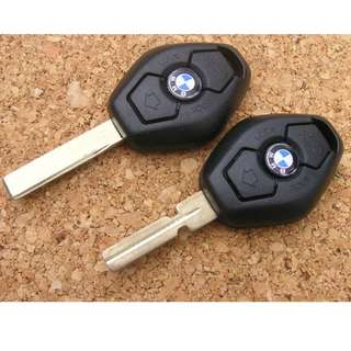 BMW Diamond Remote Key for E38 E39 E46 E53