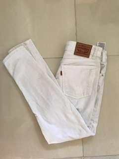 LEVI Vintage High Rise Skinny Jeans