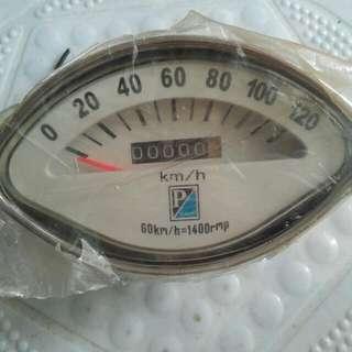 Speedometer Vespa Lama