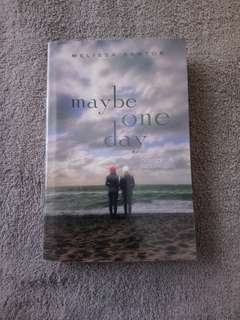 Maybe One Day by Melissa Kantor