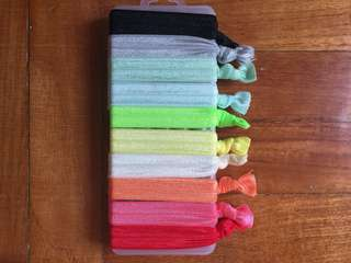 (Instock) Fabric hair bands