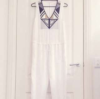 Sass and Bide Jumpsuit XS