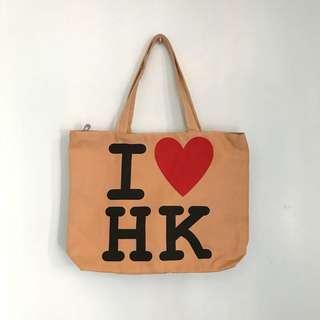 I love hongkong bag