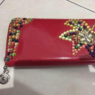 Dompet Bling2 Merah