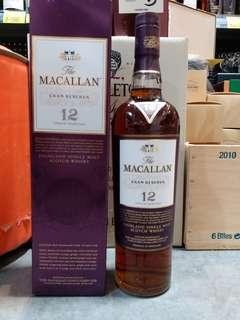 macallan gran reserva 12
