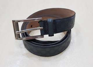 GUCCI men belt