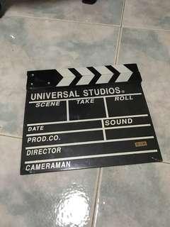 USS movie board