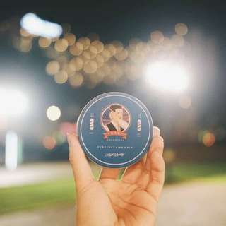 Sir essential red pomade water based
