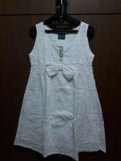 Mini dress katun jepang