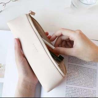 (Instock) Minimalistic Korean-Inspired pencil case