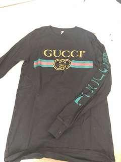 Vintage gucci top