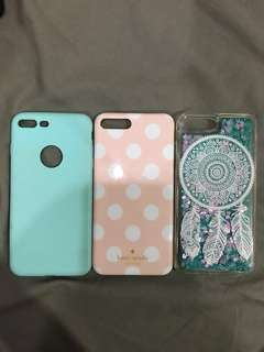 REPRICE MAY ONLY! Iphone 7 plus case semua