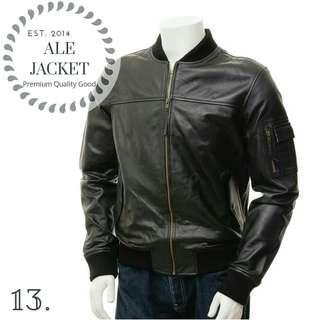 jaket kulit best seller.paling laris semi kulit asli garut