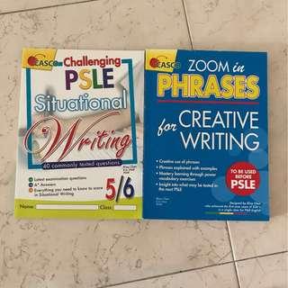 PSLE English Writing Assessment Books