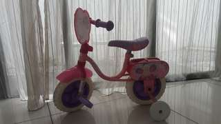Barbie Baby Girl Bicycle