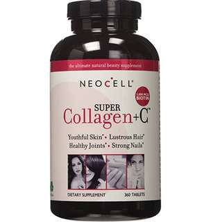 NeoCell Super Collagen Type 1 and 3 plus C 360TABS