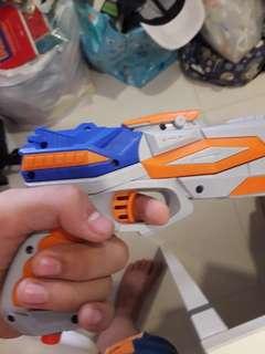 Alien nerf gun