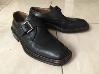 Sepatu Vantofel Hitam second Good Condition