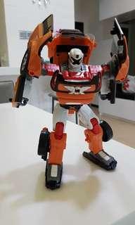 Tobot Adventure X (car robot)